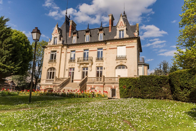 Triel Sur Seine Fr maison et parc senet - triel-sur-seine